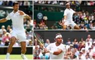 Vòng 4 Wimbledon 2019: BIG 3 hủy diệt đối thủ, cú sốc đơn nữ