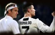 Federer được ví với Ronaldo sau khi đánh bại Nadal ở Wimbledon