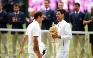 Thất bại khó nuốt trôi, nhưng vĩ đại của Federer