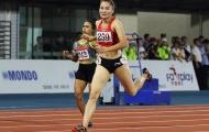 Quách Thị Lan nhận HCV ASIAD vì đối thủ dương tính doping
