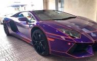 Chiêm ngưỡng siêu xe Lamborghini Aventador sau màn lột xác ngoạn mục