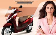 Honda Việt Nam giới thiệu phiên bản mới LEAD 125cc