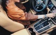 Siêu mẫu Thanh Hằng tự tặng sinh nhật bản thân một chiếc Porsche Macan 2019