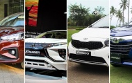 Tóm gọn 4 mẫu xe 7 chỗ có giá lăn bánh dưới 700 triệu đồng tại Việt Nam