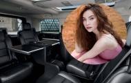 Xế sang Peugeot Traveller gia nhập dàn xế sang tiền tỷ của Hồ Ngọc Hà