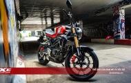 Cầm cương chiến mã Honda CB150R Exmotion: Nhỏ nhưng có võ