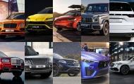 Top 10 mẫu SUV đắt nhất thế giới