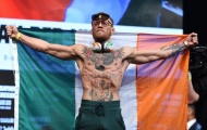 'Conor McGregor trở lại lồng bát giác cuối năm nay'