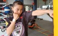 Nữ võ sĩ Việt Nam vô địch giải Muay thế giới trên đất Thái Lan