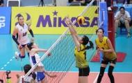Bóng chuyền nữ Việt Nam vào bán kết VTV Cup 2019