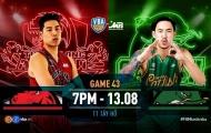 VBA 2019 Game 43: Thang Long Warriors vs Cantho Catfish - Nỗ lực tiến lên