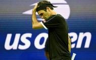 Tiết lộ kế hoạch của Federer sau cú sẩy chân ở US Open