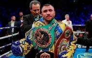 Lộ diện đối thủ tiếp theo của đương kim vô địch WBC Vasyl Lomachenko