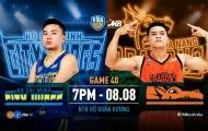 VBA 2019 Game 40: Hochiminh City Wings vs Danang Dragons - Cơ hội sau cuối