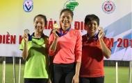 'Bà mẹ trẻ' Nguyễn Thị Huyền trở lại ngôi vô địch điền kinh quốc gia