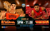 VBA 2019 Game 42: Danang Dragons vs Saigon Heat - Viết tiếp giấc mơ