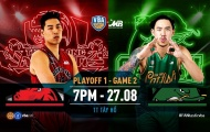 VBA 2019 Playoff 1 Game 2: Thang Long Warriors vs Cantho Catfish - Chinh phục thử thách