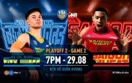 VBA 2019 Playoff 2 Game 2: Hochiminh City Wings vs Saigon Heat - Tình thế căng thẳng
