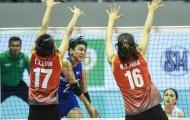 Bóng chuyền nữ Việt Nam lập kỷ lục buồn trước Philippines