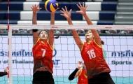 Bóng chuyền nữ Việt Nam toàn thua tại ASEAN Grand Prix