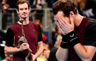 'Người thép' Wawrinka hạnh phúc dù thua Murray ở chung kết European Open