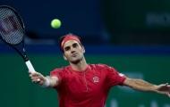 Federer: 'Tôi đã lo sợ bị cậu ấy lội ngược dòng'