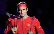 Sếp Paris Masters thất vọng vì quyết định của Federer