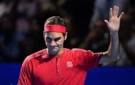 Sau Paris Masters, Federer báo tin buồn cho NHM Australia