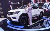Chuyển động thông minh cùng phiên bản Nissan Navara Black Edition A-IVI tại Triển lãm ô tô 2019