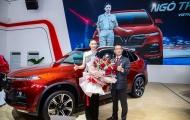 Đại sứ thương hiệu Vinfast, Ngô Thanh Vân được tặng SUV Lux SA2.0 ngoại thất 'độc đáo'