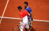 ƯCV thay thế Nadal ở ATP Finals: 'Tôi không mong anh ấy gặp chấn thương'