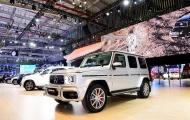 VMS 2019: Chiêm ngưỡng 'Vua off-road' AMG G 63 – tâm điểm hơn chục tỷ tại gian hàng Mercedes-Benz