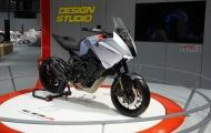 Chiêm ngưỡng Concept CB4X: hình mẫu cho mô tô của Honda trong tương lai