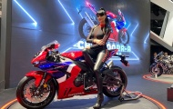 Honda CBR1000RR-R Fireblade chính thức lộ diện tại EICMA 2019