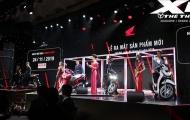 Honda SH 2020 ra mắt thị trường Việt, giá từ 71 triệu đồng