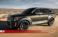 KIA ra mắt Telluride 2020: SUV cỡ lớn cạnh tranh Ford Explorer và Hyundai Palisade