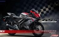 Yamaha bổ sung phanh ABS cho cả 2 bánh trên R15 V3.0 mới