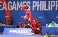 Wushu mang về tấm huy chương đầu tiên cho Việt Nam