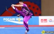 Xuân Hiệp nỗ lực mang vàng cho Wushu Việt Nam