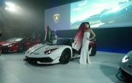 Chiêm ngưỡng siêu phẩm Lamborghini Aventador SVJ Roadster phiên bản đặc biệt cho riêng Nhật Bản