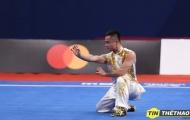 Phạm Quốc Khánh giải cơn khát vàng cho Wushu Việt Nam