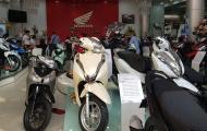 Việt Nam hiện đứng thứ 2 Đông Nam Á về tiêu thụ xe máy