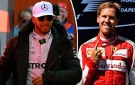 Vettel lên tiếng trước tin đồn bị Hamilton thay thế ở Ferrari