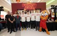 Saigon Heat tổ chức họp báo tham dự ABL 10 - Lực lượng mạnh nhất của HLV Kevin Yurkus