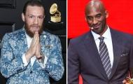 Conor McGregor khóc thương cho huyền thoạiKobe Bryant