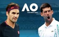 Thắng dễ máy giao bóng, Djokovic gọi Federer là tay vợt vĩ đại nhất mọi thời đại