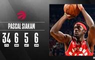Kết quả NBA 11/2: Raptors khẳng định sức mạnh, Spurs tiếp tục khủng hoảng