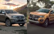 Ford Việt Nam giới thiệu Ranger Limited 2020 giá 799 triệu đồng và Everest mới