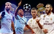 Xem Trực tiếp trận đấu : Real Madrid vs Manchester City lúc 03:00 ngày 27/02 - Champions League ở đâu ?