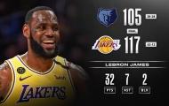 Kết quả NBA 22/2: Denver gục ngã, Lakers nới rộng cách biệt